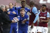 West Ham 0-1 Chelsea: Timo Werner Settles London Derby