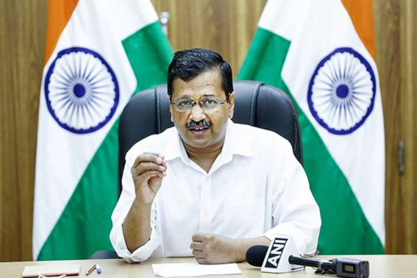 Amid Rising Covid-19 Cases, Delhi Government Extends Lockdown By A Week