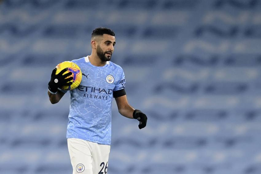 Persistence Pays Off For Man City As Riyad Mahrez Savours EFL Cup Triumph Over Tottenham