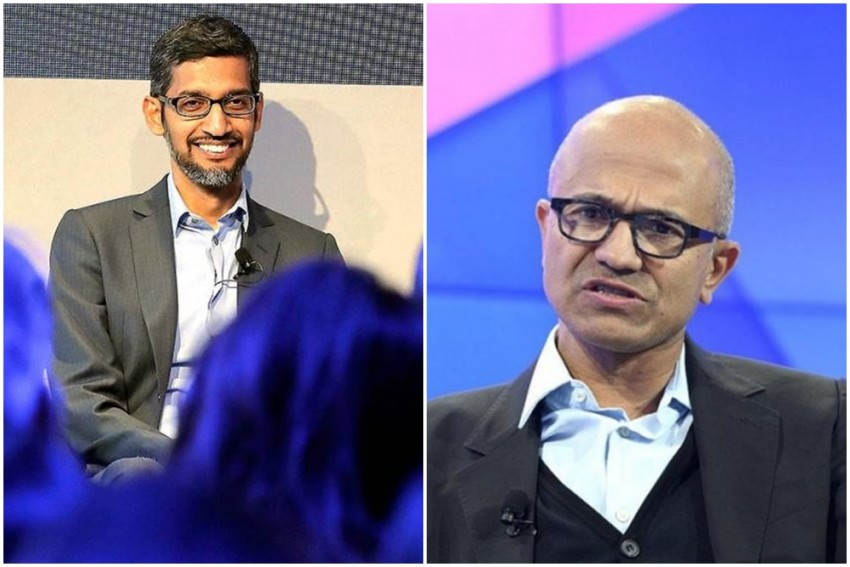Google Pledges Rs 135 Crore To Tackle Covid Crisis In India; Nadella Thanks US Govt