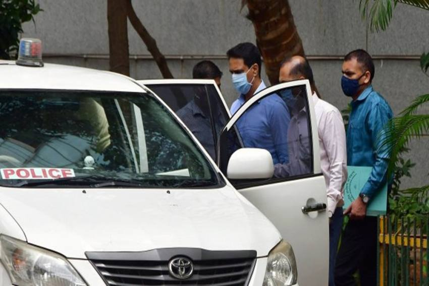 Who Is Sunil Mane, Mumbai Cop Held In Ambani Bomb Scare Case?