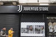 Juventus Given June Deadline As Italy Introduces 'Anti-Super League Rule'