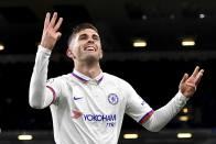 Real Madrid Vs Chelsea: Christian Pulisic 'Not Trying To Be' Like Eden Hazard