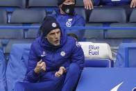 Thomas Tuchel Wants 'Hungry' Chelsea To Be Brave Against Experienced Real Madrid In Champions League