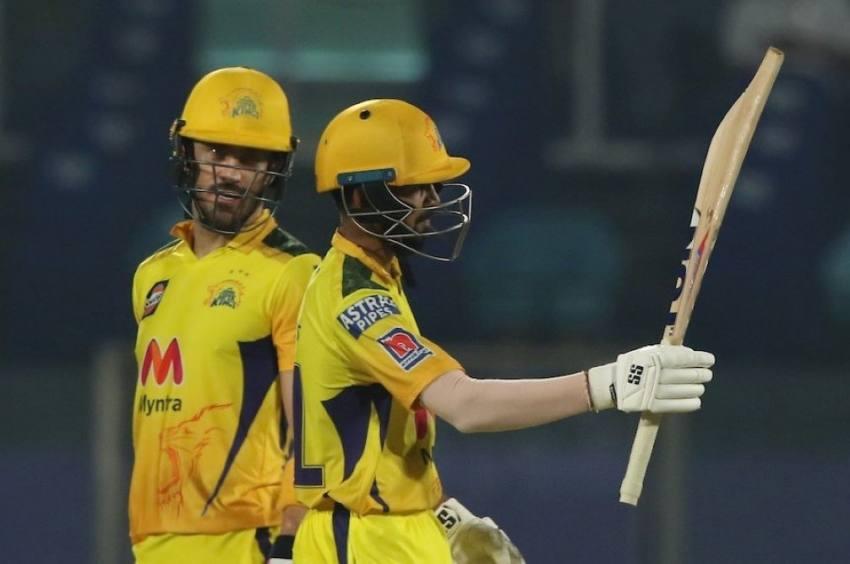 IPL 2021: Faf du Plessis, Ruturaj Gaikwad Take Chennai Super Kings To Top Of Table - Highlights