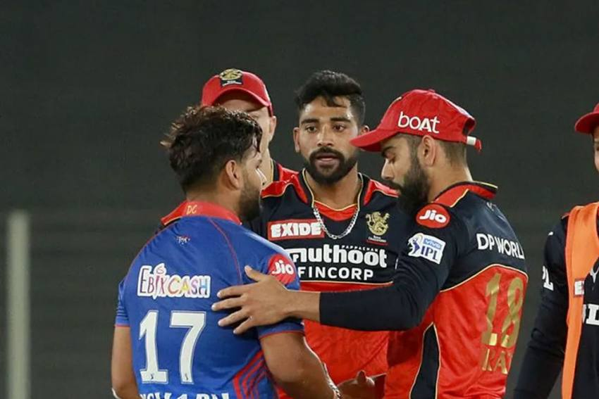 IPL 2021, DC Vs RCB: Rishabh Pant Defends Marcus Stoinis Over In Heart-breaking Defeat
