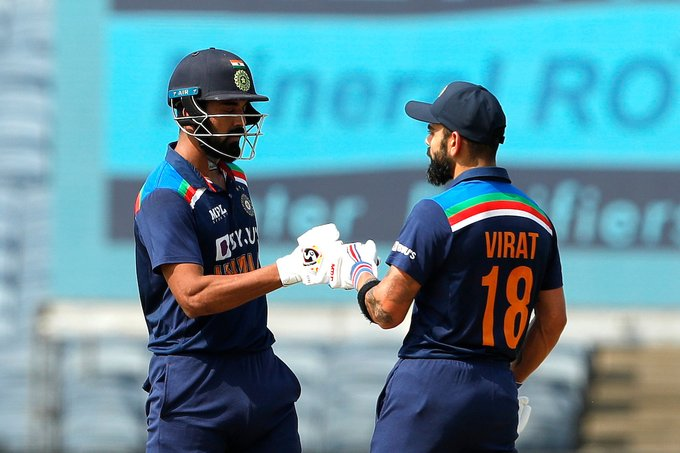Virat Kohli Remains Static At 5th Place In ICC's T20  Rankings, Mohd Rizwan Enters Top 10