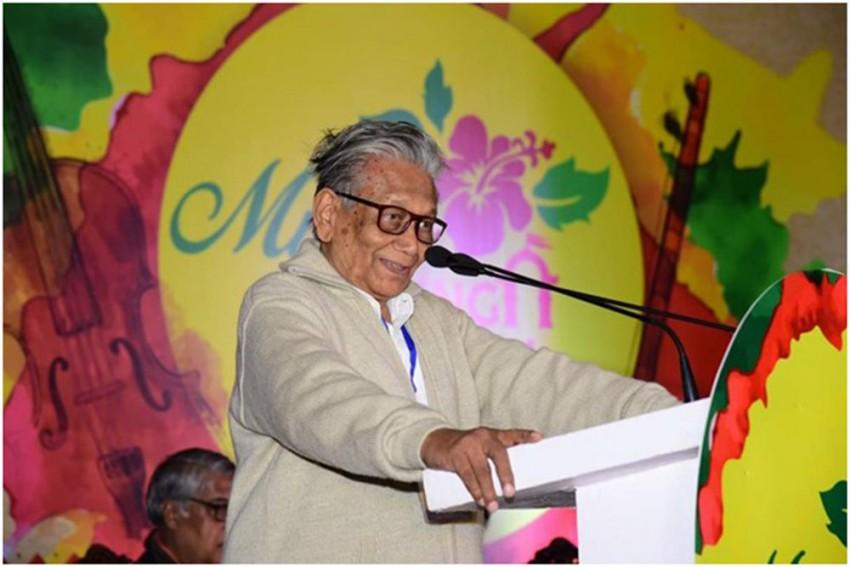 A Tribute To Manoj Das, India's Leading Bilingual Scholar