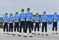 Covid: Indian Air Force Airlifts Nine Cryogenic Oxygen Containers From Dubai, Singapore
