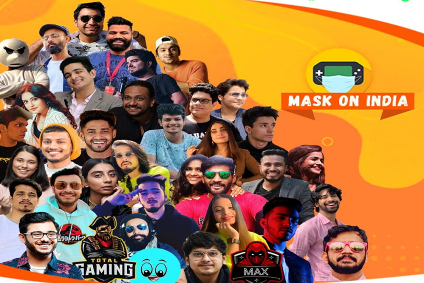 Famous Gamers, Influencers Come Together To Raise Rs 50 Lakhs For Covid Relief