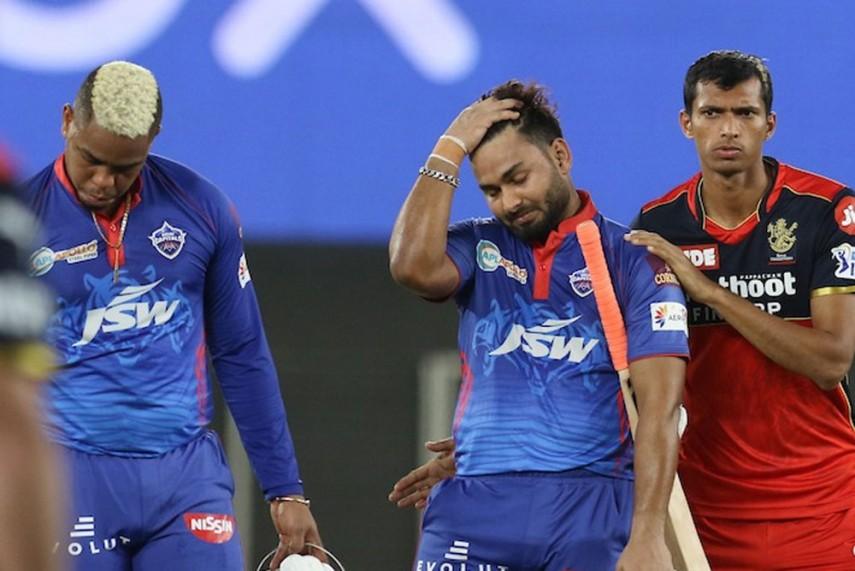 IPL 2021, DC VS RCB: Royal Challengers Bangalore Beat Delhi Capitals By 1  Run In Motera Thriller, Go Top
