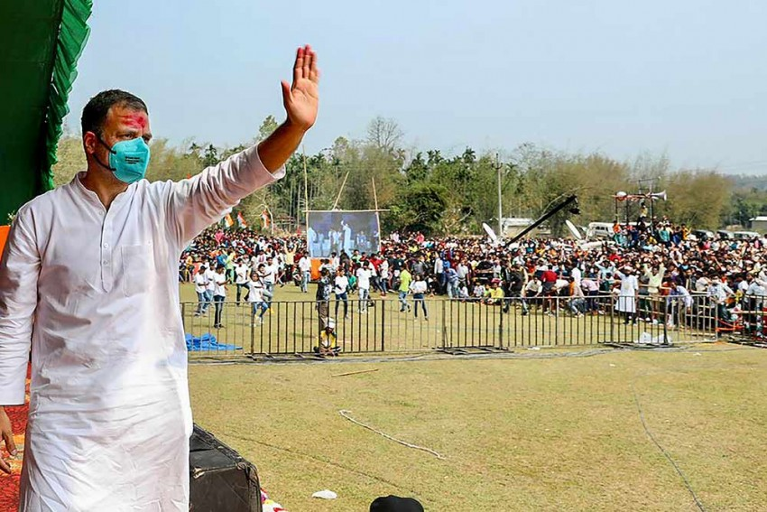 Will Congress Be Stuck With The 'Opposition' Party Tag?