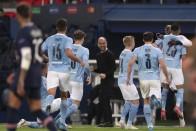 PSG 1-2 Manchester City: Kevin De Bruyne, Riyad Mahrez Complete Impressive Comeback In Champions League