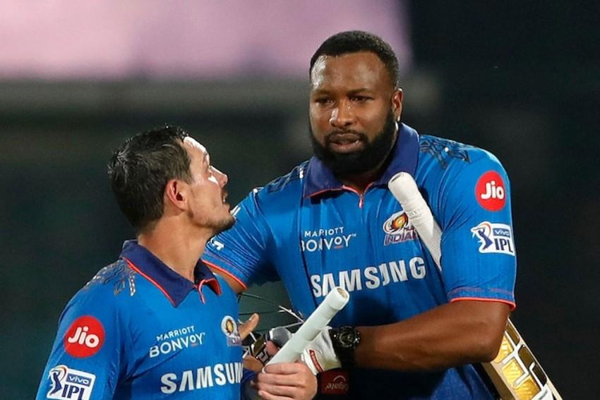 IPL 2021, MI Vs RR: Quinton De Kock, Jasprit Bumrah Star As Mumbai Indians Return To Winning Ways - Highlights