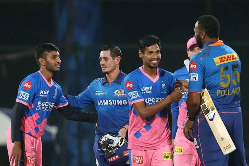 IPL 2021, MI Vs RR: Quinton De Kock, Jasprit Bumrah Star As Mumbai Indians Return To Winning Ways