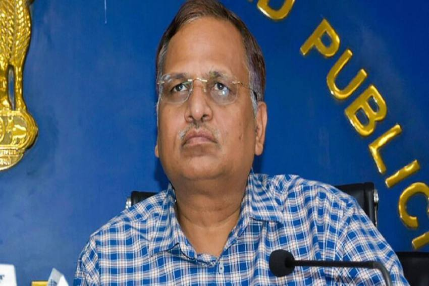 Delhi Doesn't Have Sufficient Vaccine Doses For 18-44 Age Group: Health Minister Satyendar Jain