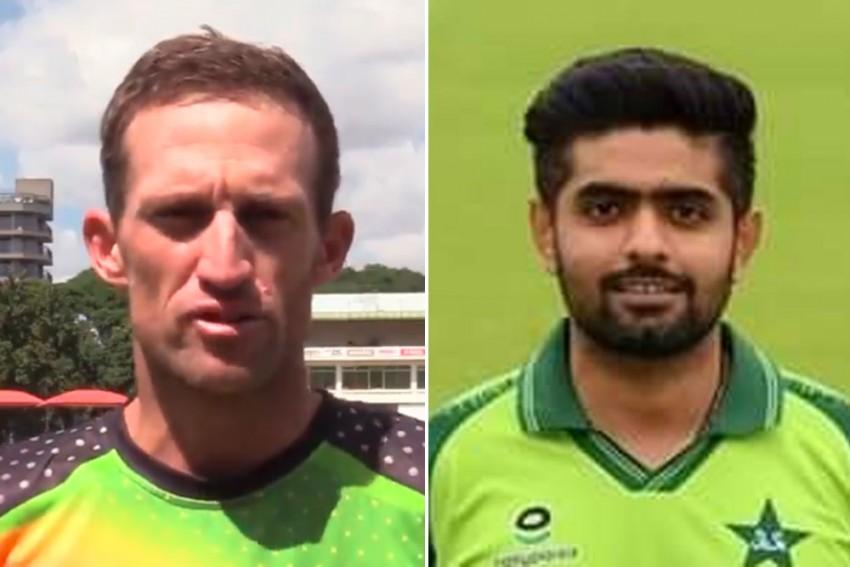 ZIM Vs PAK, 1st Test, Day 1: Pakistan Trail Zimbabwe By 73 Runs - Highlights