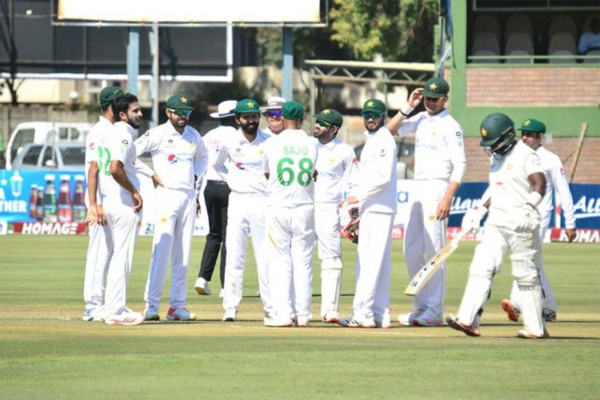 Shaheen Afridi And Hasan Ali Star As Pakistan Dominate Zimbabwe On Day One Of First Test