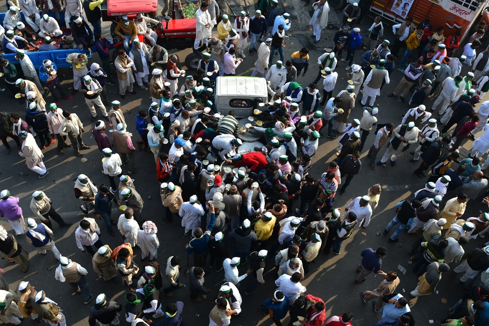 Joint Protests Planned by Farmers, Workers' Unions
