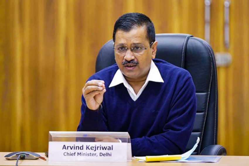 Plan To Vaccinate Eveyone Above 18 In 3 Months Ready: Delhi CM Arvind Kejriwal