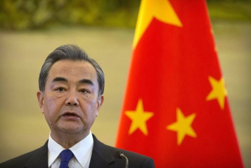 China's Foreign Minister Promises To Support India In Fight Against Covid-19 Surge