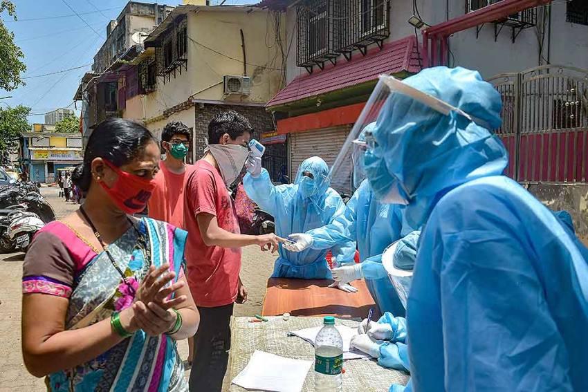 Maharashtra Records Nearly 50,000 New Covid-19 Cases, 277 Deaths