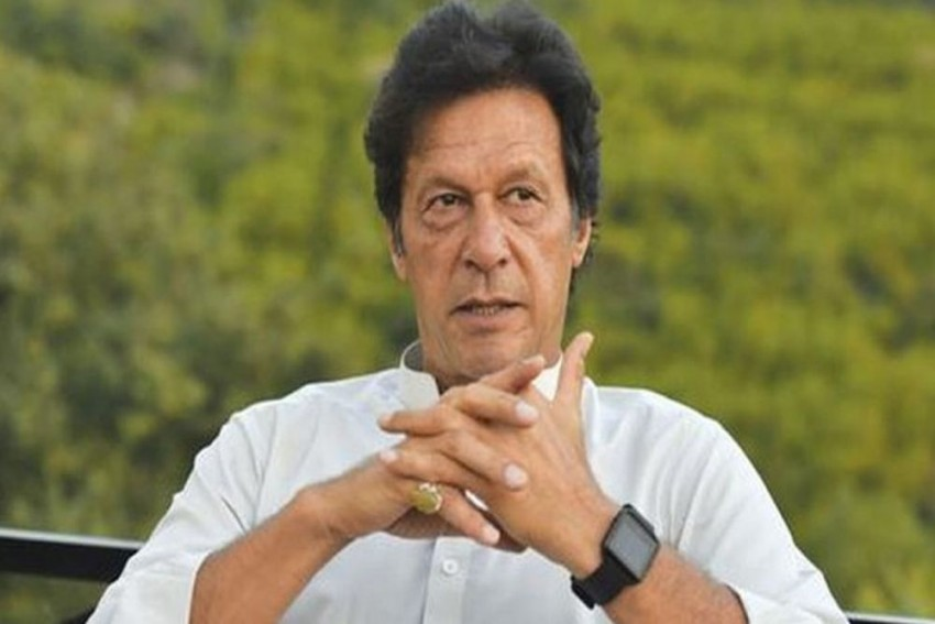 Peace Only Possible If Kashmir Issue Resolved: Imran Khan In Letter To PM Modi