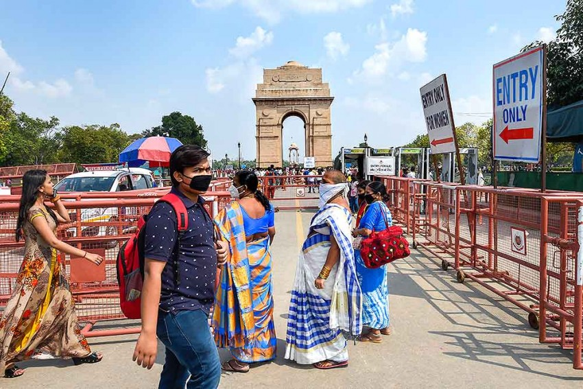 Delhi Records 3,567 Covid-19 Cases, 10 Deaths; Positivity Rate Continues To Rise
