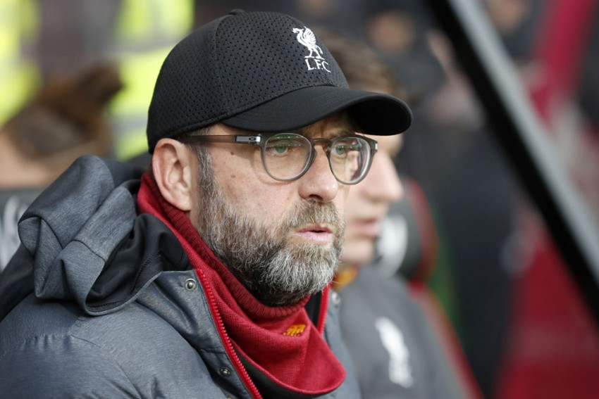 Jurgen Klopp Challenges Liverpool To 'Squeeze Something Out Of This Season'