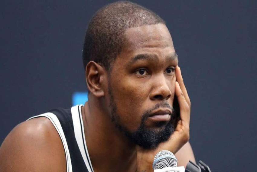 Brooklyn Nets Star Kevin Durant Fined $50,000 For 'Offensive And Derogatory' Social Media Tirade