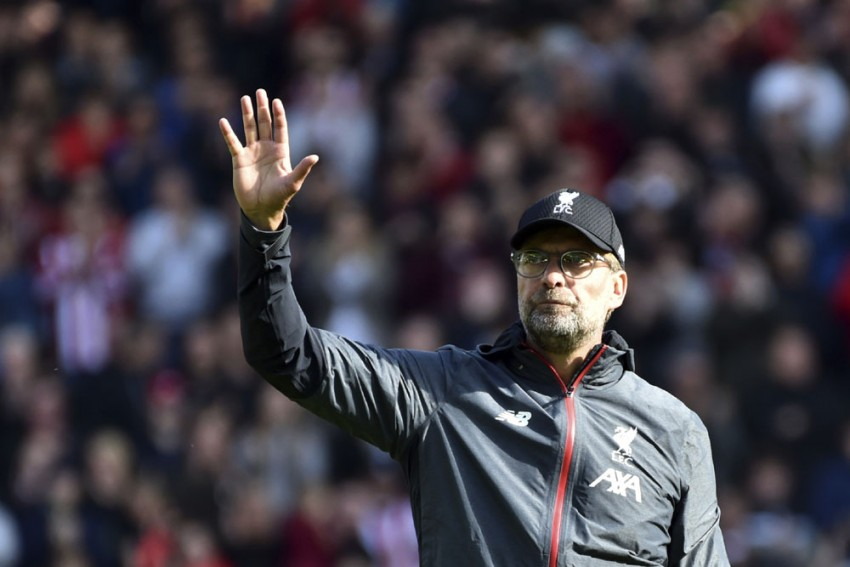 Jurgen Klopp Challenges Liverpool To 'Squeeze Something Out Of This Season' Ahead Of Arsenal Game