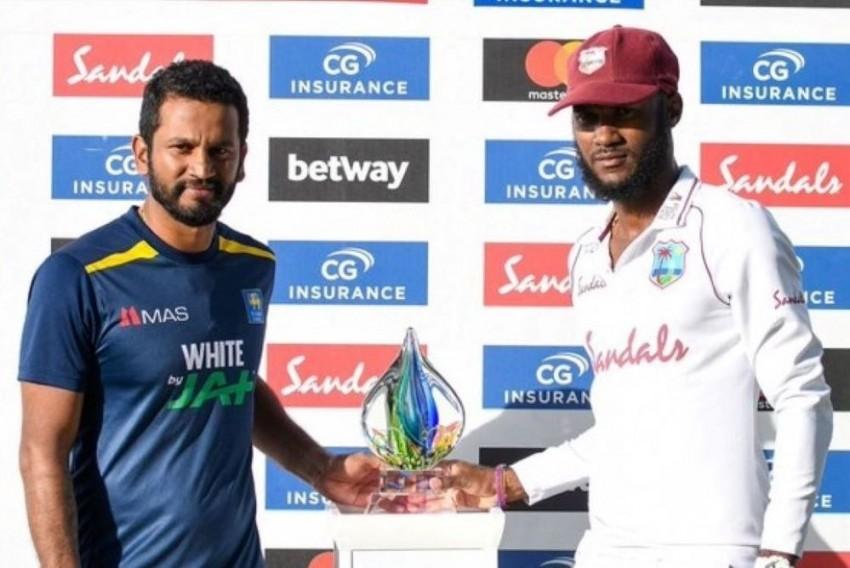 Dimuth Karunaratne, Oshada Fernando Help Sri Lanka Draw 2nd Test Against West Indies