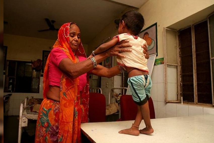 Pandemic Has Long-Term Impact On Mother And Child Health