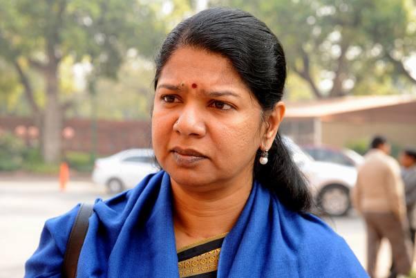 DMK MP Kanimozhi Tests Positive For Covid, Hospitalised