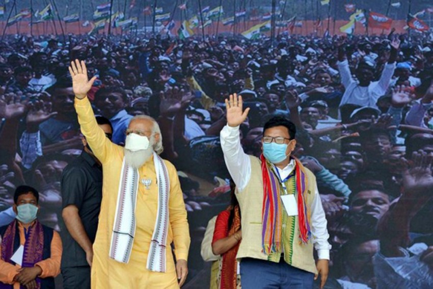 Need Militants To Join The Mainstream To Create 'Atmanirbhar Assam': PM Modi