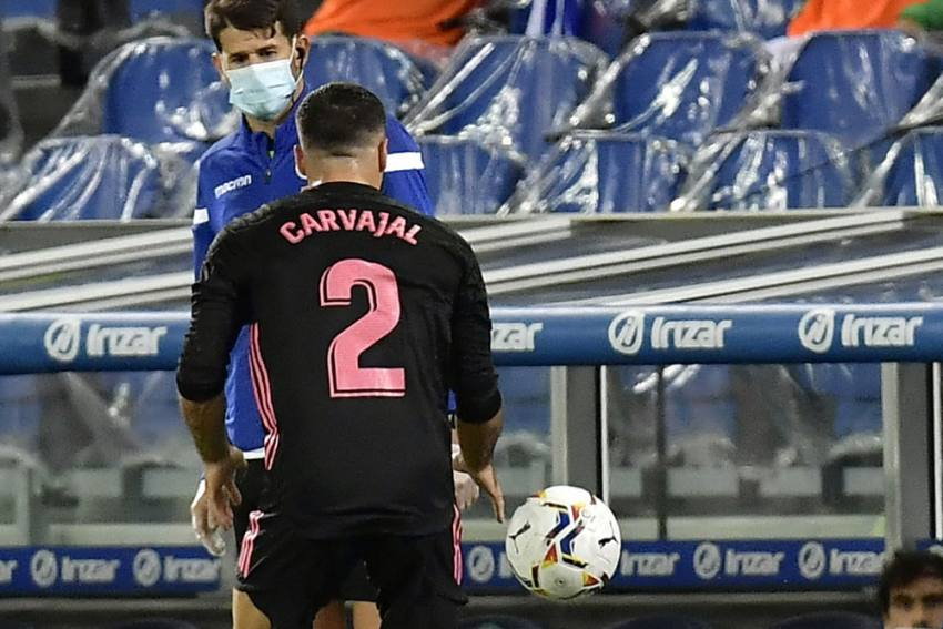 Dani Carvajal Sidelined Again But Sergio Ramos Returns To Boost Real Madrid Before Champions League Chelsea Trip