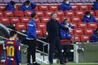 Barcelona 1-2 Granada: Ronald Koeman Sent Off As La Liga Title Race Sees Further Twist