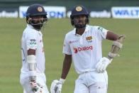 Sri Lanka Reach  469-6 At Stumps Against Bangladesh On Day 2 Of 2nd Test