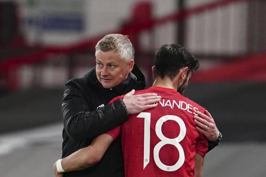Ole Gunnar Solskjaer: Job Not Done For Manchester United Despite AS Roma Drubbing