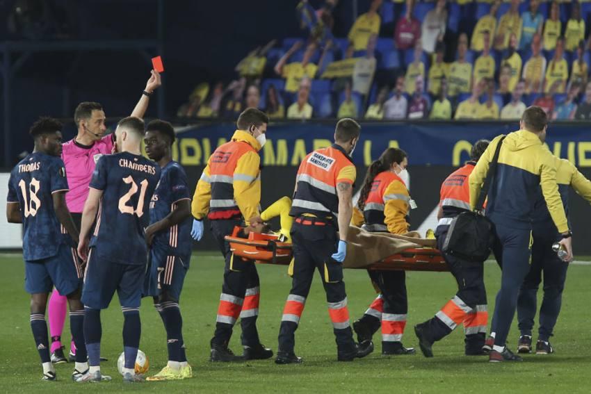 Villarreal 2-1 Arsenal: Unai Emery's Men Hold Slender Advantage After Action-packed Europa League Semi