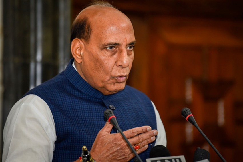 Rajnath Singh Grants Emergency Financial Powers To Armed Forces To Fight Covid Crisis