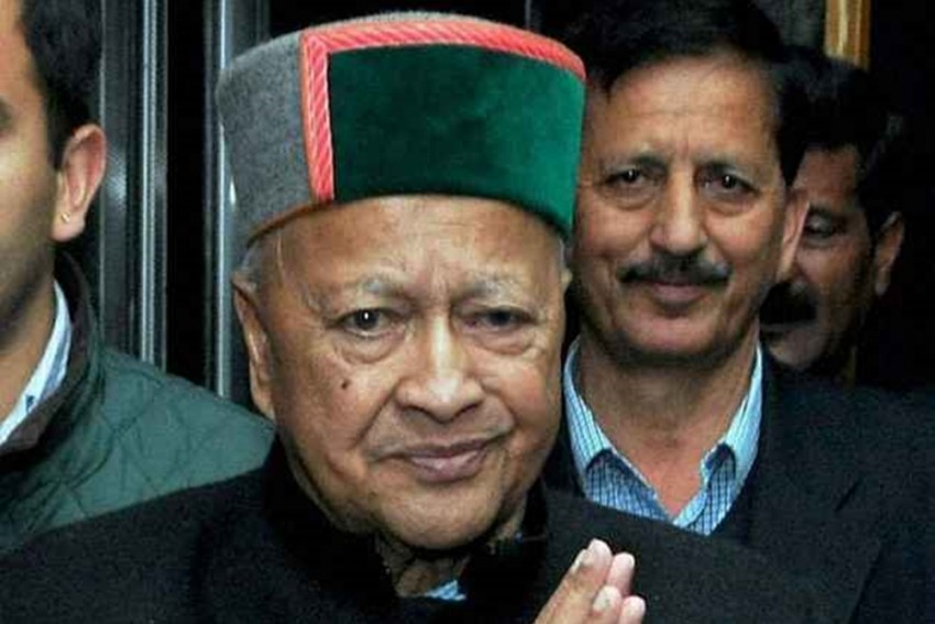 Covid-Cured Virbhadra Faces 'Breathing' Problem, Admitted To IGMC Shimla