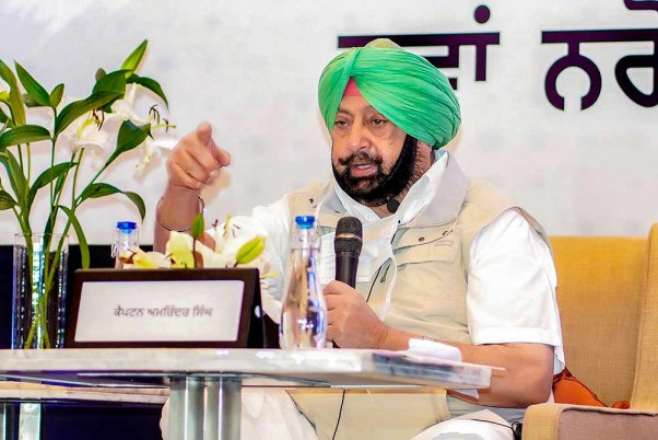 'Conspiracy To Defame Farmers', Amarinder Singh Slams Centre For Letter On Bonded Labour
