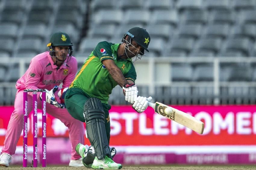 SA Vs PAK, 2nd ODI: South Africa Survive Fakhar Zaman Scare, Level Series - Highlights