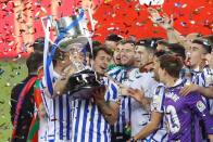 Athletic Bilbao 0-1 Real Sociedad: Mikel Oyarzabal Penalty Settles Historic All-Basque Copa del Rey Final