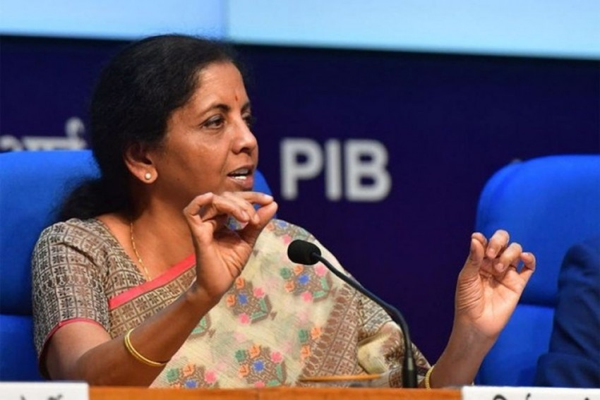 Kerala Polls: LDF Minister Committed Sin By Unleashing Cops On Ayyappa Devotees, Says Nirmala Sitharaman