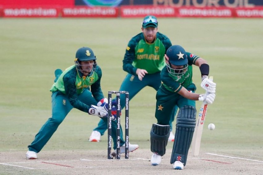 South Africa Fined For Minimum Over-rate In First ODI Against Pakistan