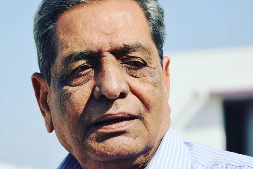 Gujarati Poet Khalil Dhantejvi Passes Away At 82, PM Pays Condolences