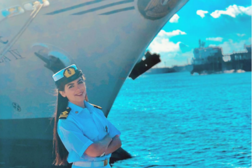 Why Is Egypt's First Female Ship Captain Marwa Elselehdar Being Blamed For Suez Canal Blockade?