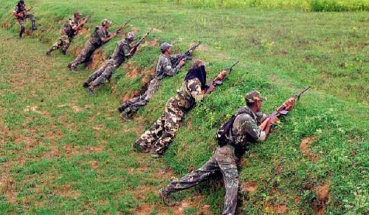 Chhattisgarh: 400 Naxals Ambushed Security Personnel With Heavy Gunfire